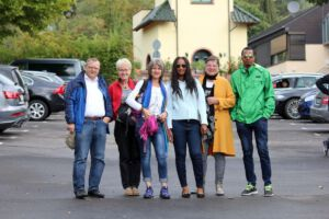 Besuch Baity Sow 2018 05